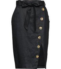 stambecco knälång kjol svart fall winter spring summer