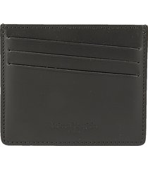 portacarte ripresa leather wallet