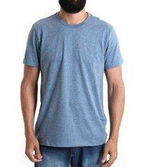 camiseta masculina gola redonda basic - masculino