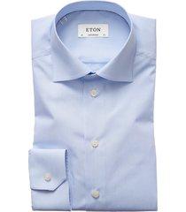 gestreepte poplin contemporary shirt