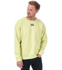 mens r.y.v. crew sweatshirt