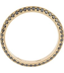 lizzie mandler fine jewelry 'double-sided knife edge' ring - metallic