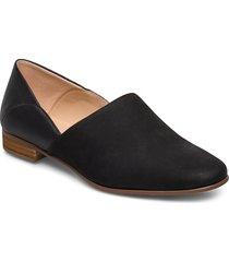 pure t loafers låga skor svart clarks