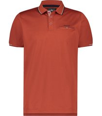 poloshirt state of art effen rood
