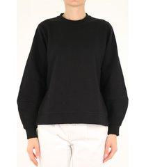 ganni crewneck sweatshirt