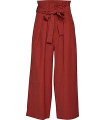 caraiw culotte pant vida byxor röd inwear