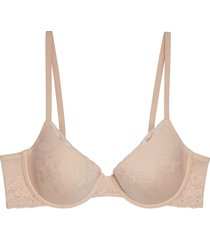 natori intimates sheer glamour full fit contour underwire bra, women's, size 32b