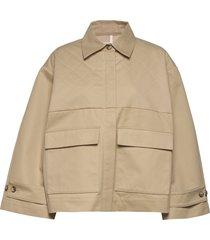 acacia coat sommarjacka tunn jacka beige lovechild 1979