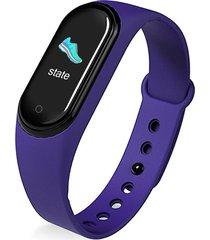 m5 fitness inteligente brazalete pulsera con medición de presión pulsioximetro actividad deportiva hombres women watch pulsera tracker