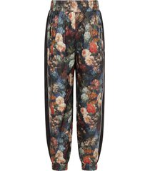 molo black girl pants with flowers