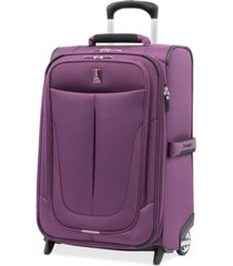 """closeout! travelpro walkabout 4 22"""" 2-wheel softside carry-on, created for macy's"""