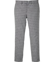 pantaloni chino con cinta comfort regular fit (grigio) - bpc selection