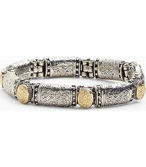 women's konstantino 'classics' two-tone bracelet