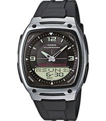 reloj aw-81-1a1 casio negro