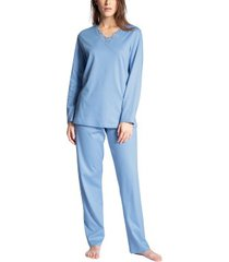 calida cosy cotton nights pyjama