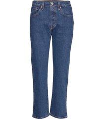 501 crop charleston vision raka jeans blå levi´s women