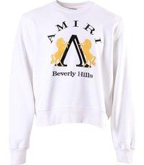 beverly hills logo sweatshirt