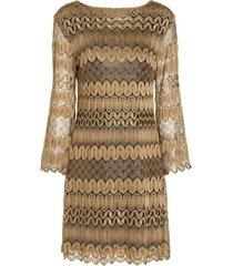 kanten jurk kleur (247905)
