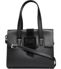 berlin shoulder bag jen bags top handle bags zwart adax