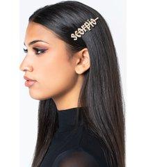 akira scorpio hair clip