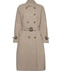 hadiapw otw trenchcoat lange jas beige part two