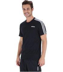 camiseta adidas 3s tee - masculina - preto