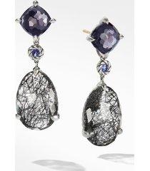 women's david yurman chatelaine drop earrings