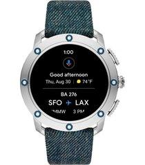 reloj fashion azul diesel on