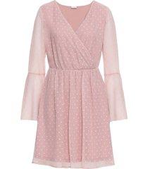 abito a portafoglio (rosa) - bodyflirt