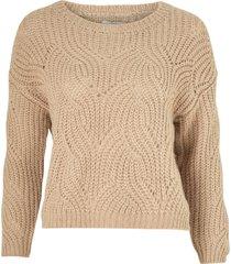tröja onlhavana l/s pullover knt