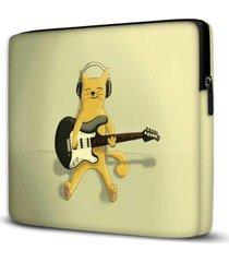 capa para notebook cat rock 15.6 e 17 polegadas