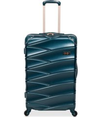 "jessica simpson vixen 29"" hardside spinner suitcase"