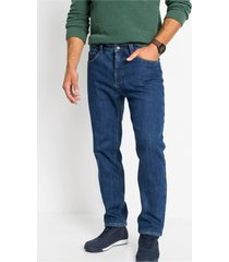 classic fit stretch thermojeans, straight