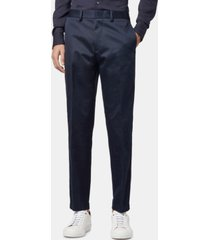 boss men's kirio relaxed-fit cotton trousers