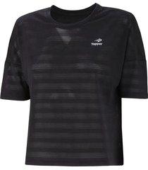 remera negra topper t-shirt