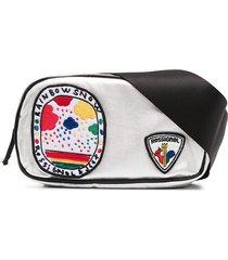 rossignol victory belt pocket - silver