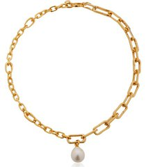 alta pearl necklace set