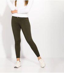 jeans verde derek 820894