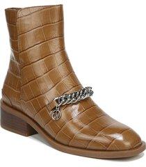 women's franco sarto caleb bootie, size 5.5 m - brown