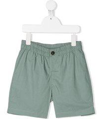 caramel barbican bermuda shorts - green