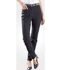 jeans mona zwart