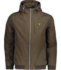 lyle and scott softshell jacket