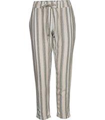 frjahay 2 pants byxa med raka ben grå fransa