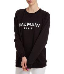 balmain icon cool guy sweatshirt