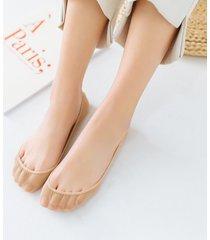 donna summer antiskid invisible boat calze sottile sottilissimo e traspirante maglia a rete elastica calze