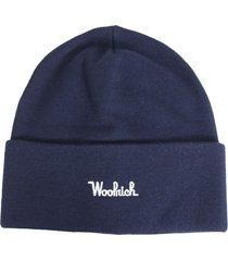 woolrich wool blend hat
