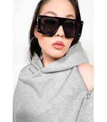akira better days oversized sunglasses