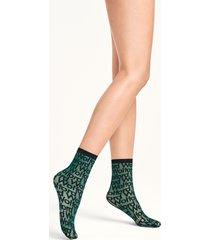 logo cover socks