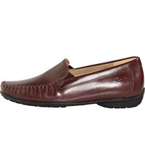 loafers sioux röd