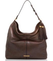 brahmin isabella leather shoulder bag